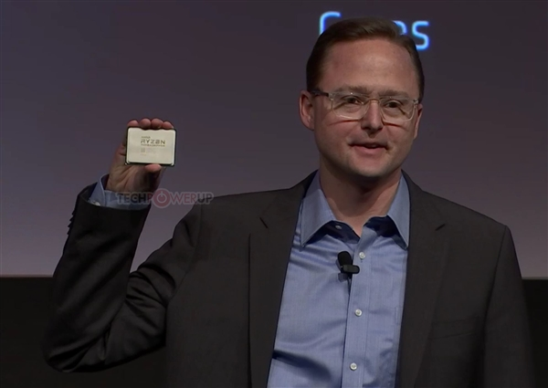 AMD发布Ryzen ThreadRipper高端处理器!16核32线程、DDR4四通道