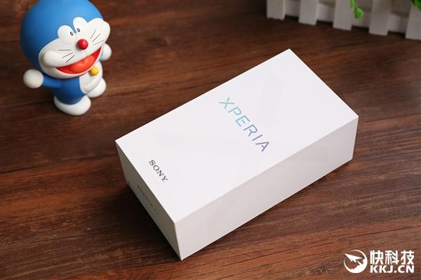 4K屏骁龙835!索尼XZ Premium开箱图赏