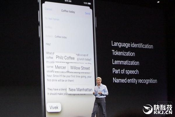 iOS 11正式发布!界面精简 功能更强大