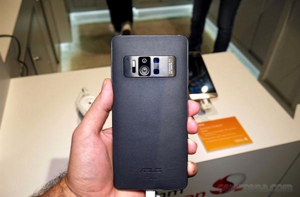 骁龙821+8G内存!华硕ZenFone AR宣布本月在台发售