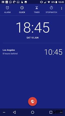 安卓8.0时钟应用大改版:图标 颜色 小工具全部升级