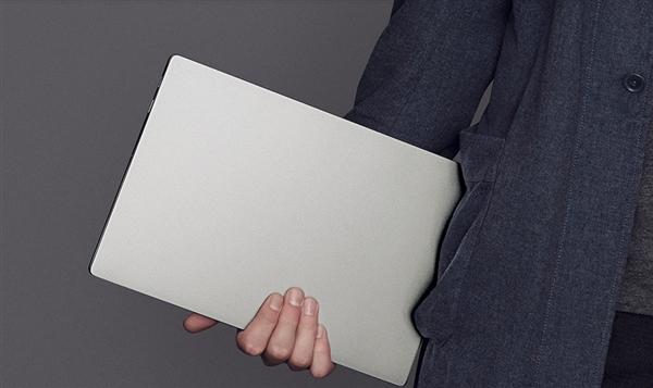 全新小米笔记本正式发布!配置升级 新增指纹解锁