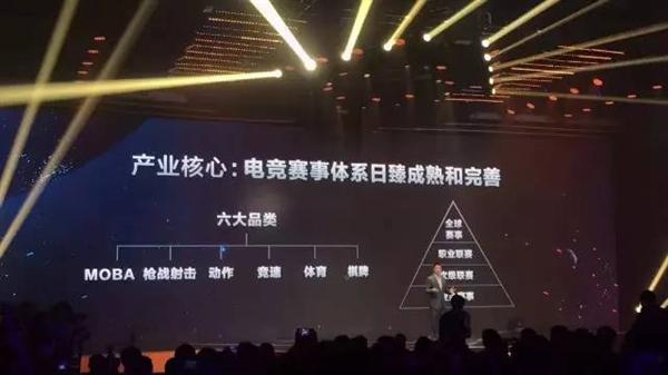 腾讯电竞发布五年计划:全国建超10个电竞产业园