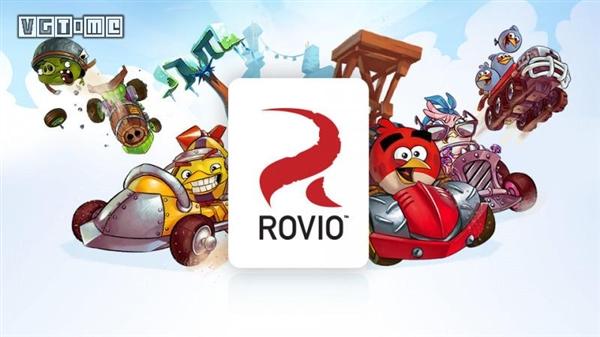 腾讯或收购《愤怒的小鸟》开发商Rovio 超30亿美元