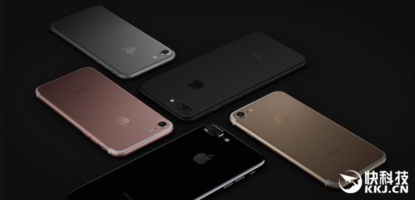 iPhone 7霸占美国市场:美大学毕业月薪可买6部