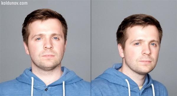 拍照时减少双下巴的5大技巧 简单又实用