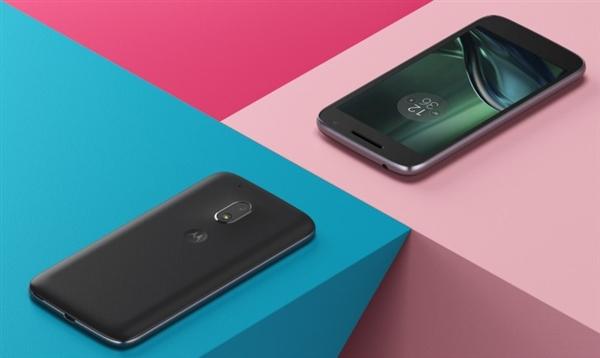 良心厂商!百元机联想Moto G4 Play一年后获更安卓7.1