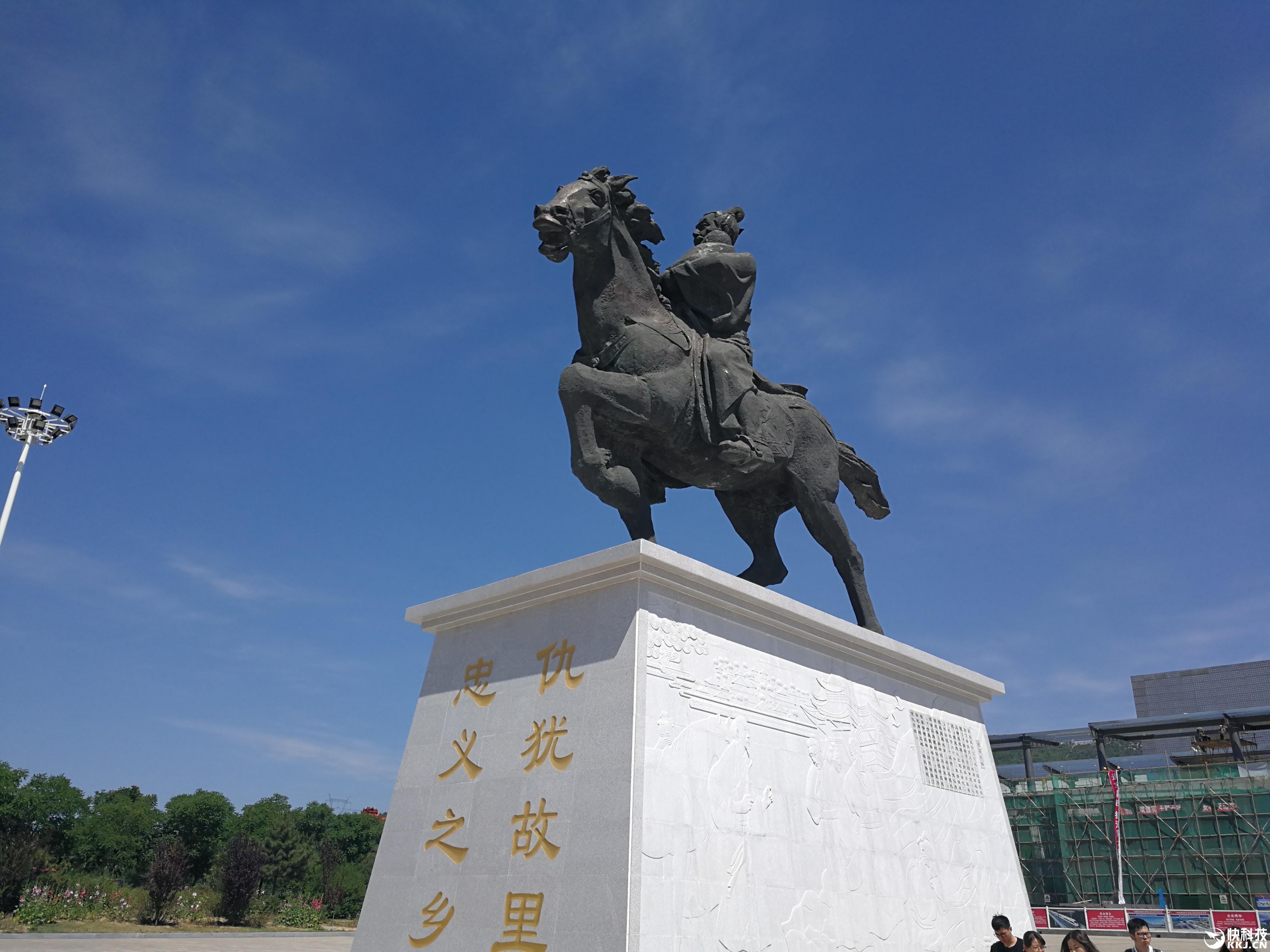 赵氏孤儿 雕塑