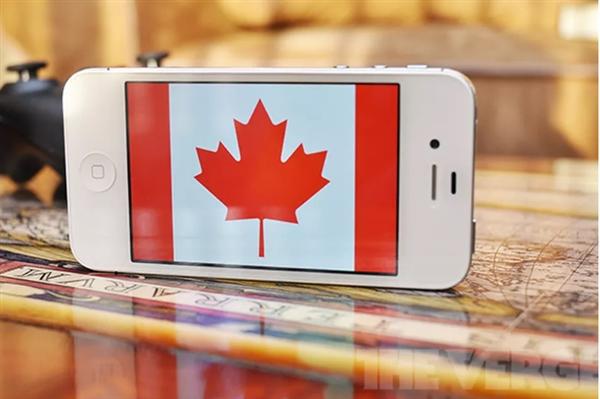 加拿大官方封杀有锁手机!水货的春天要来:联通有福了