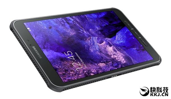 三防平板:三星Galaxy Tab Active 2即将到来