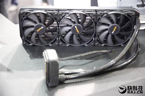 超静音CPU一体式液冷散热器:机箱瞬间安静