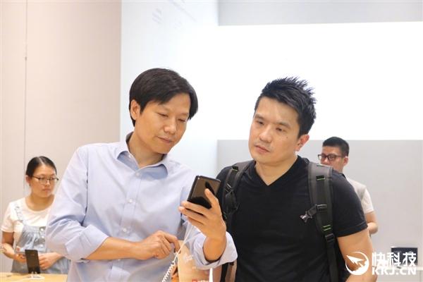 雷蛇CEO拜访小米雷军亲自接待:网友神评论