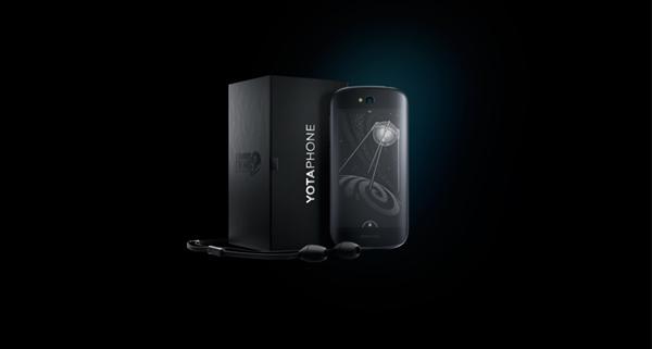 双屏手机YotaPhone 3曝光!电子墨水+AMOLED