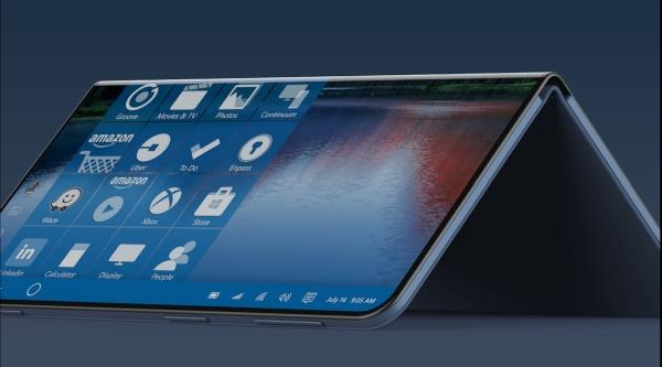超越苹果/安卓!微软Surface手机将创史:运行exe