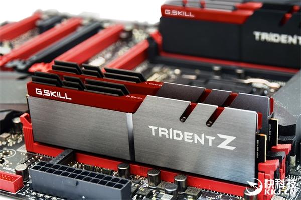 榨干PC机能!芝奇DDR4内存狂超:达成48项新纪录