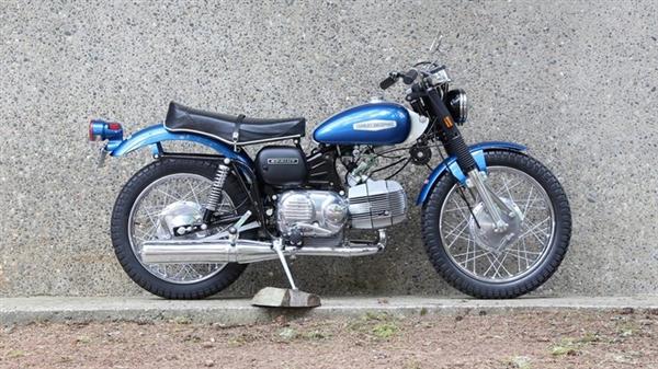 超级摩托车巨头浮现:哈雷开价收购杜卡迪