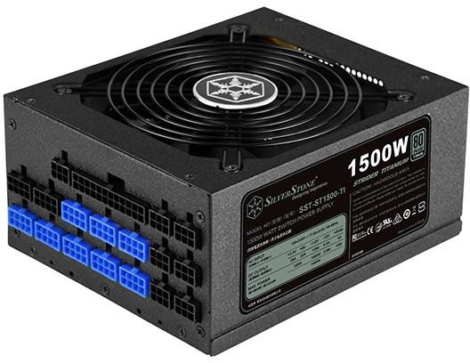 银欣全新80 Plus钛金电源家族发布:1100W起步