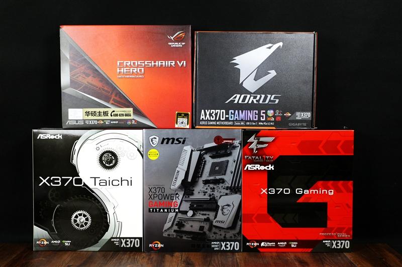 10个拥有100个记忆的主板 AMD锐龙兼容性报告图片
