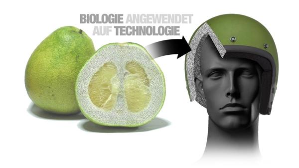 宝马用柚子皮造出超强头盔:硬度超钢铁 轻20%