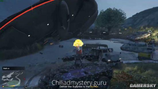 《GTA5》外星人谜题重大突破 已发现活外星人