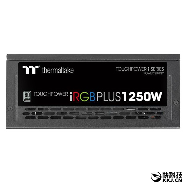 Thermaltake发布全球首款1680万色RGB电源:14种玩法