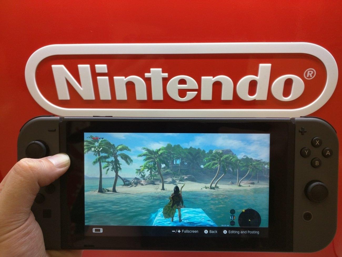 从3月发售至今,任天堂switch已经卖超270万台