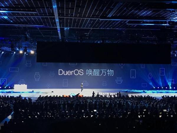 中国AI领跑全球!百度DuerOS揭秘:唤醒万物/完全开放
