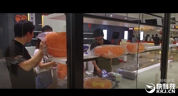 独家!阿里无人超市内测视频首曝:竟遭遇奇葩客人 结果惊了