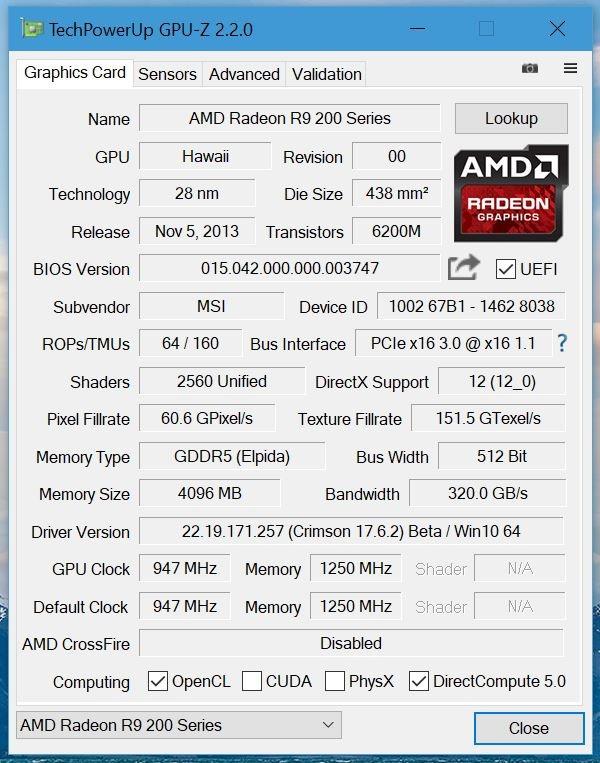 显卡识别神器GPU-Z更新 启动速度大增