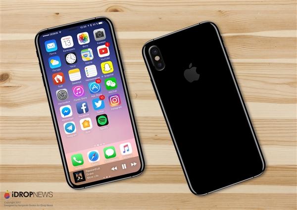 iPhone 7S/8支持无线充电没跑:苹果大赚一把!