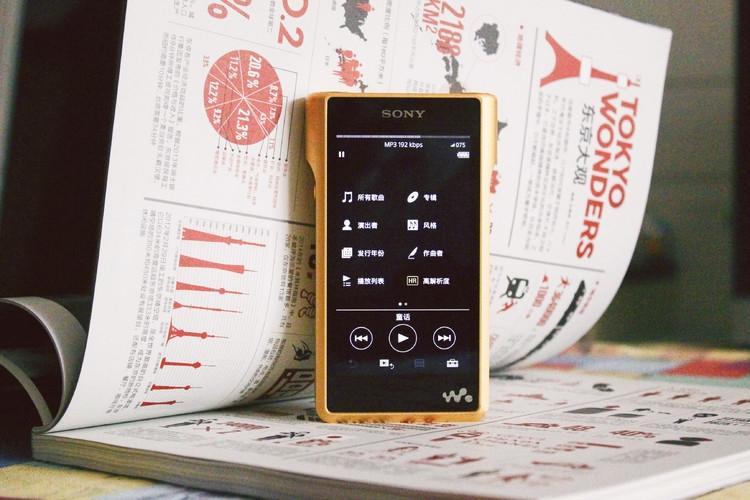 索尼将新发三款Walkman音乐播放器!无线高音质