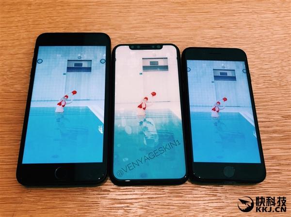 iPhone 8重磅功能前期缺失:外形大变的7S将逆袭