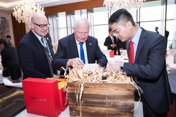 京东生鲜加拿大馆开馆:大龙虾跨洋送来还是活的