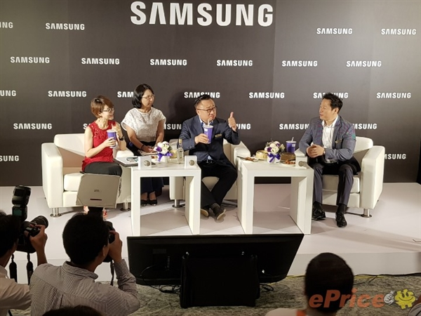 三星手机掌门人确认Galaxy Note8:8月底发布!