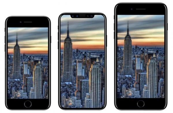 对手望其项背!iPhone 8要砍掉指纹识别:用它替代