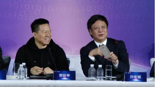 乐视非独董选举中:孙宏斌是美籍 梁军张昭有绿卡