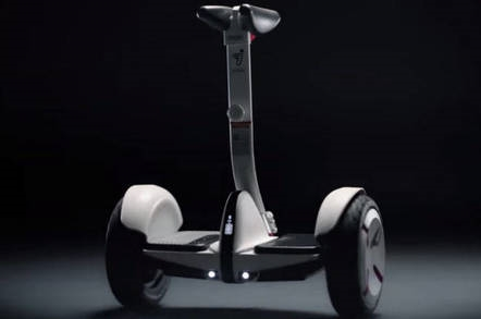 Segway平衡车APP远程被黑:夸张到让骑行者随意栽倒