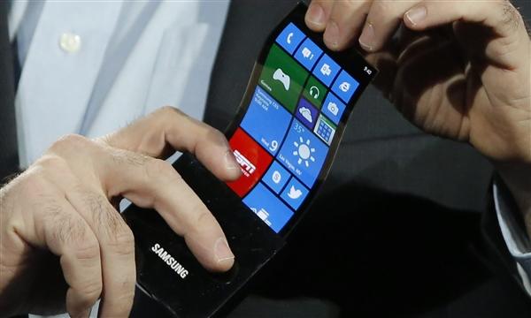 """运行exe!微软""""临时工""""自曝Surface手机:革命性折叠屏"""