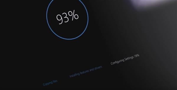微软干了件大好事儿:Windows升级时间大幅缩短