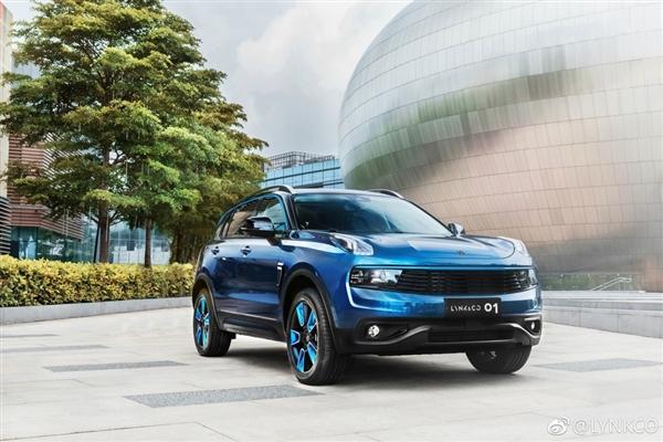 吉利/沃尔沃成立合资公司 首款SUV年底上市