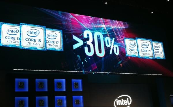 全民6核!Intel Coffee Lake处理器规格完全曝光