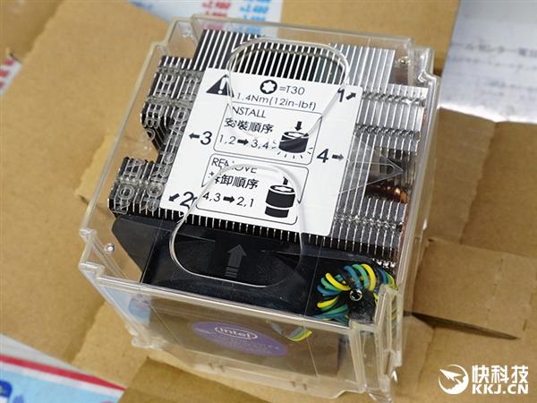 8.1万元人间毒物!Intel 28核铂金版Xeon 8180零售上市