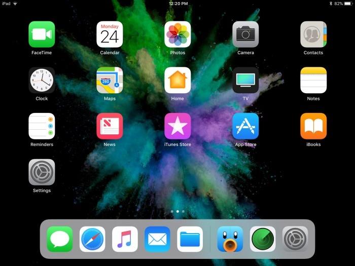 ios 11最新测试版发布:界面调整 更清爽-ios 11,苹果图片