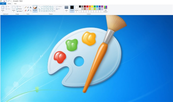 Win10将不再预装经典画图软件