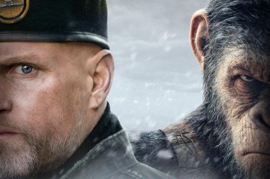 9月15日上映!《猩球崛起3》预告片发布:人猿终极决战
