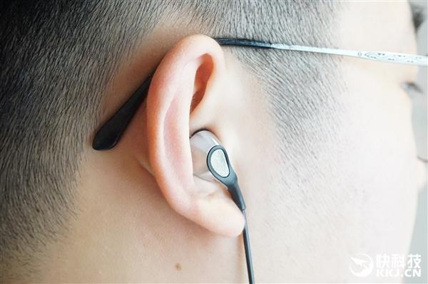 魅族Flow耳机开箱图赏:舒服到忘记佩戴
