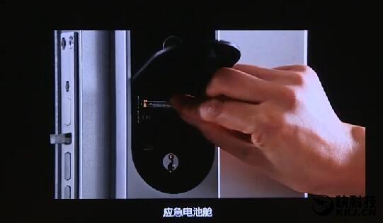 2999元!360安全门锁发布:最大指纹面积/0.5秒开锁