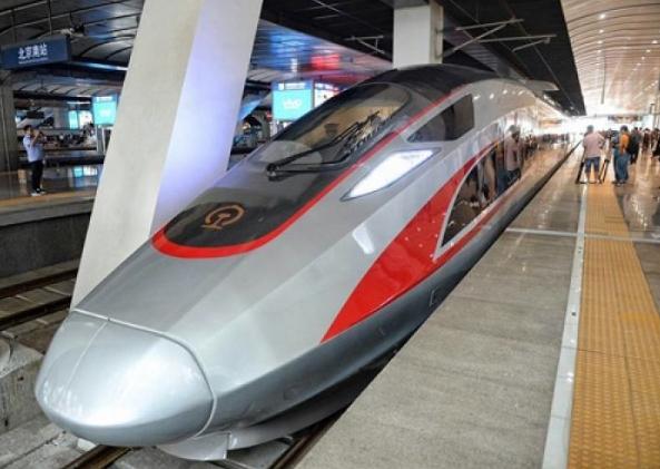 """9月起""""复兴号""""提速至350公里 北京到上海只需4个半小时"""