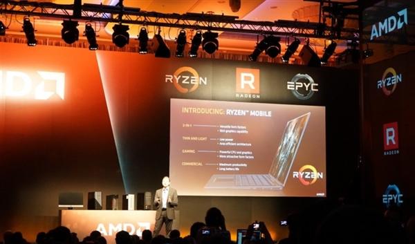 Zen最后版图!AMD 8代APU年末登场:效能翻番