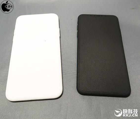 iPhone 8机身最新细节:5.8寸屏单手操作无压力